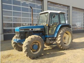 Ford 7840 - wheel tractor