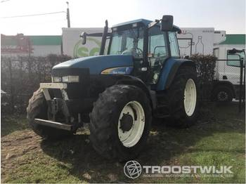 Ford 8160 DT - wheel tractor