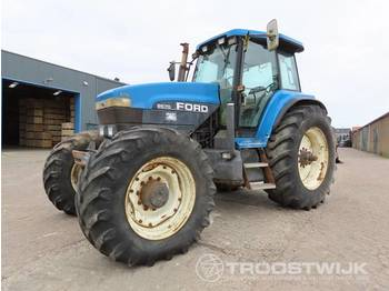 Ford 8670 - wheel tractor