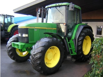 Wheel tractor Germania: Tractor John Deere 6900: picture 1