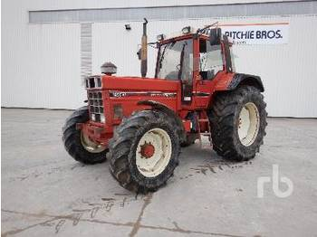 Wheel tractor INTERNATIONAL 1255AXL 4WD Agricultural Tractor