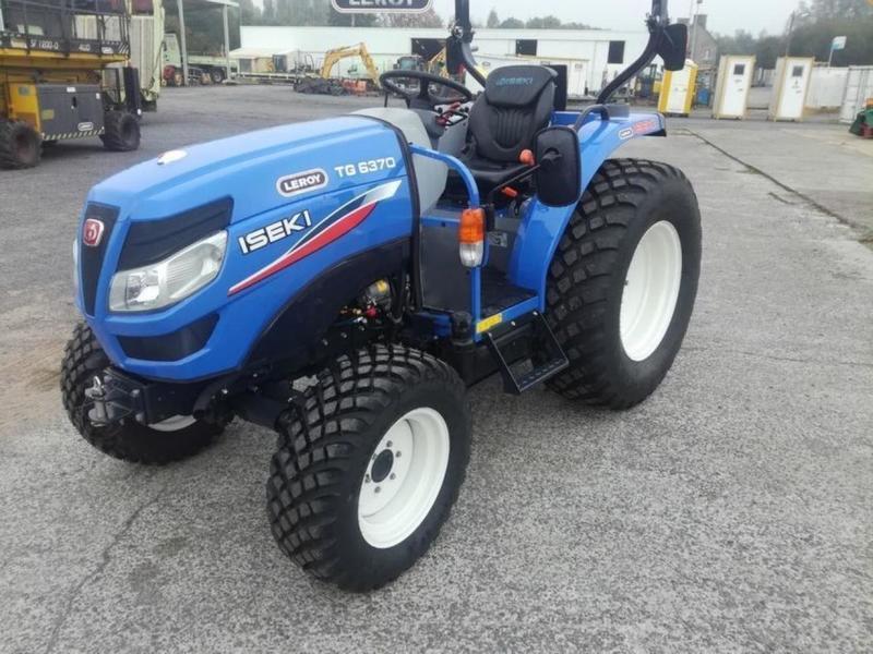 Wheel tractor Iseki TG6370 - Truck1 ID: 3356564