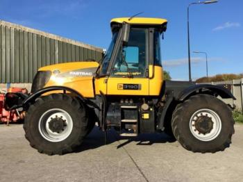 Wheel tractor JCB 3190 FASTRAC: picture 1