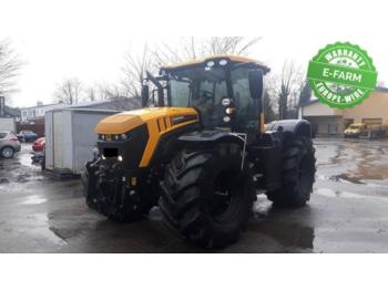 Wheel tractor JCB 4220 Fastrac: picture 1