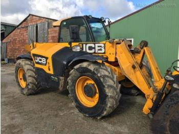 Wheel tractor JCB 531-70 AGRI SUPER: picture 1