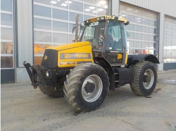 JCB FASTRAC 1115 - wheel tractor