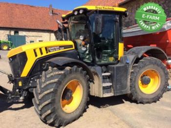 Wheel tractor JCB FASTRAC 4220 V-TRONIC: picture 1