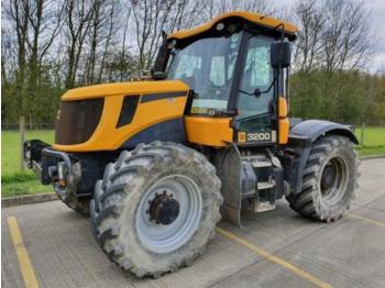 Wheel tractor JCB Fastrac 3200 Plus