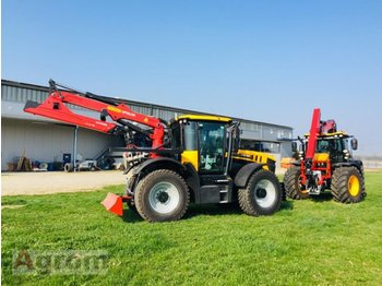 Leasing JCB Fastrac 4220 - wheel tractor