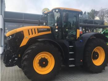 JCB Fastrac 8330-ABS - wheel tractor