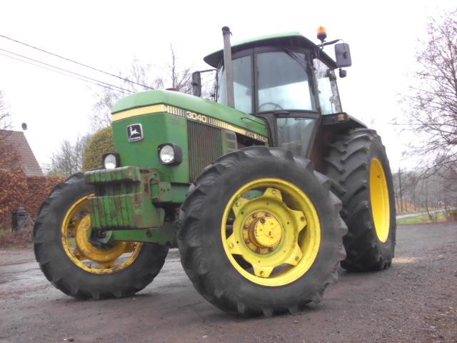 john deere 3040 wheel tractor from belgium for sale at truck1 id