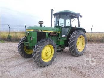 JOHN DEERE 3140 - wheel tractor