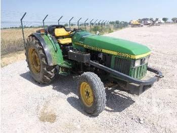 JOHN DEERE 5500N - wheel tractor