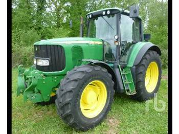 Wheel tractor JOHN DEERE 6920 4WD Agricultural Tractor