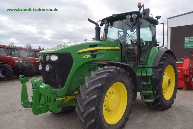 fd2a246344e JOHN DEERE 7930 wheel tractor from Germany for sale at Truck1, ID ...
