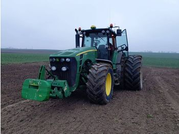 JOHN DEERE 8330 Powershift - wheel tractor