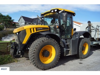 Leasing Jcb Fastrac - wheel tractor