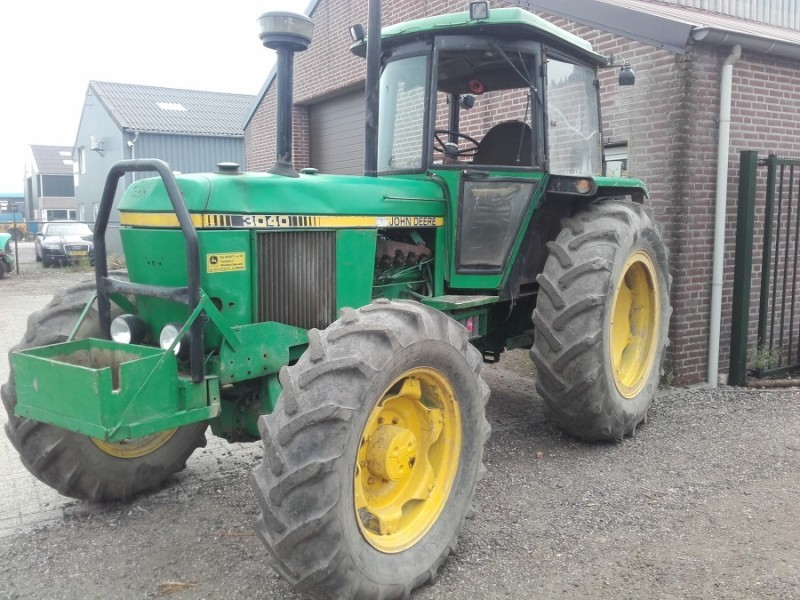 john deere 3040 sg2 wheel tractor from netherlands for sale at