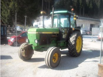 john deere 3040 wheel tractor from netherlands for sale at truck1