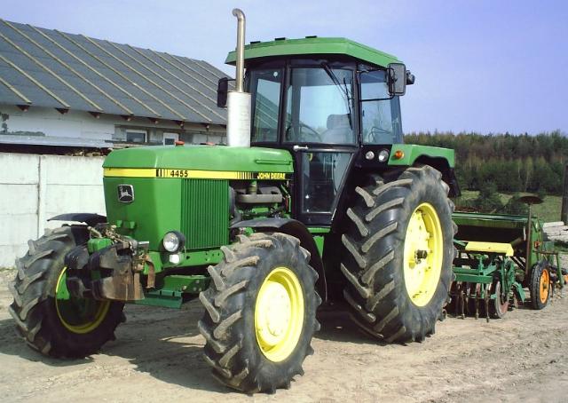 4230 John Deere : John deere wheel tractor from poland for sale at