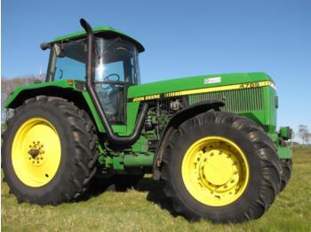 Wheel tractor John Deere 4755