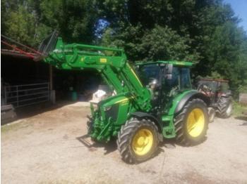 John Deere 500 R - wheel tractor