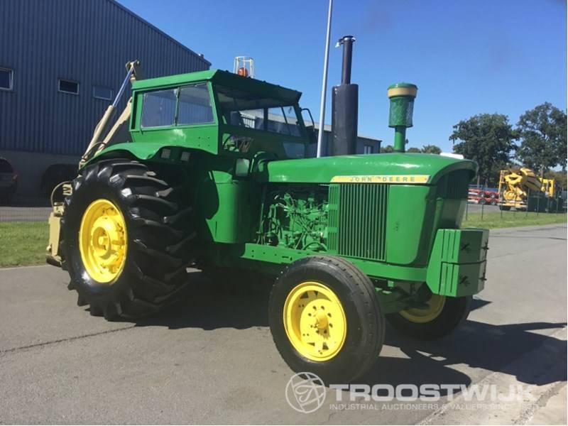 John Deere 5020 Wheel Tractor From Belgium For Sale At Truck1 Id 4700042