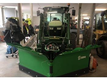 John Deere 5058E  - wheel tractor