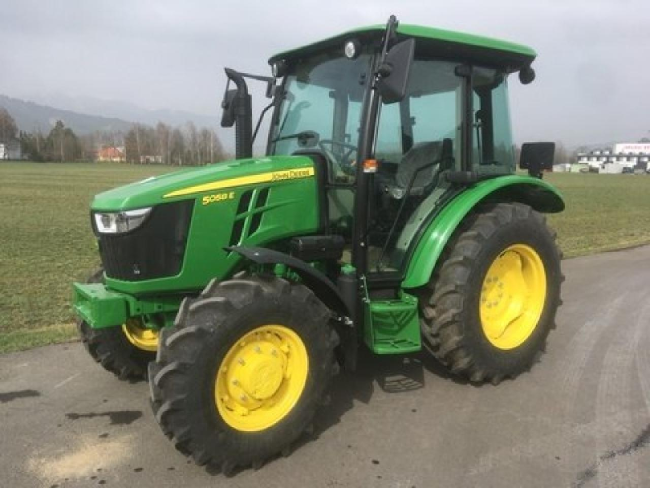 John Deere 5058 e wheel tractor from Germany for sale at Truck1, ID: 5088575
