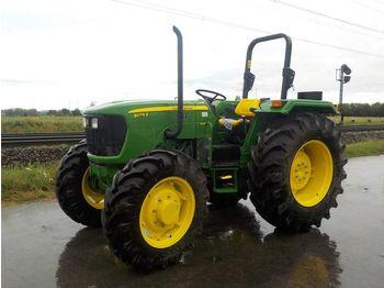 John Deere 5075E - wheel tractor