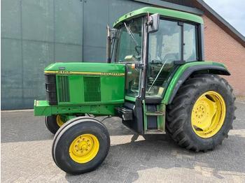 Wheel tractor John Deere 6100 2wd