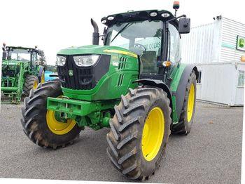 John Deere 6105R - wheel tractor