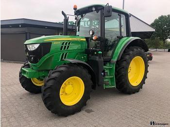 John Deere 6120M - wheel tractor