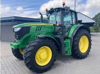 Wheel tractor John Deere 6155M