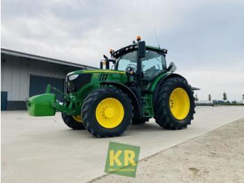 Wheel tractor John Deere 6155R