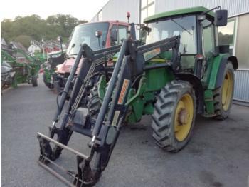 Wheel tractor John Deere 6310 SE PowrQuad
