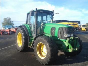 John Deere 6620 - wheel tractor