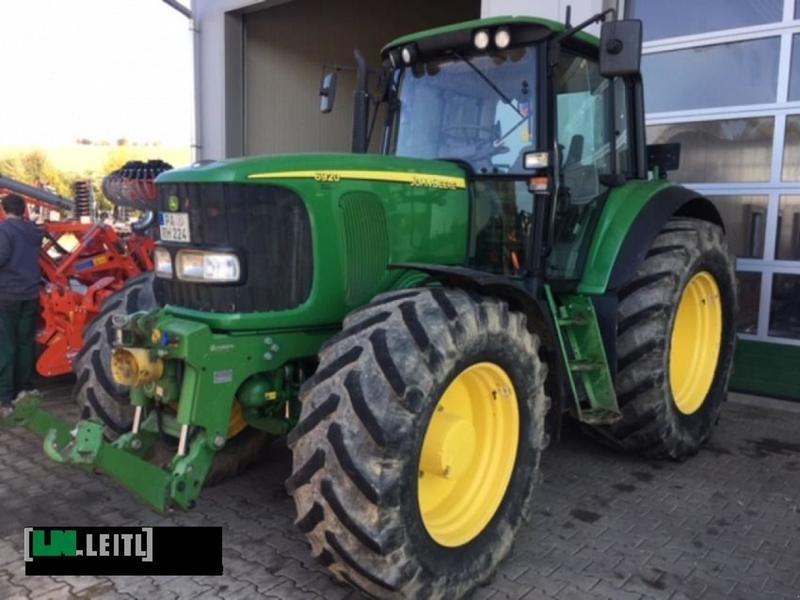 Außergewöhnlich John Deere 6920 wheel tractor from Germany for sale at Truck1, ID #BQ_52