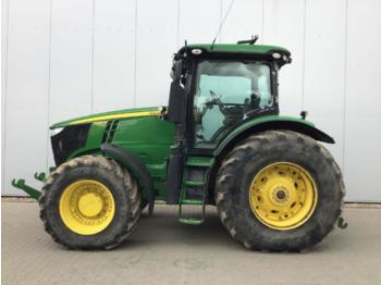 Wheel tractor John Deere 7230R