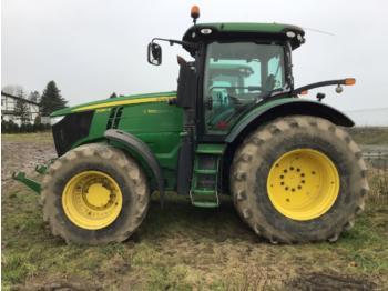 Wheel tractor John Deere 7280R