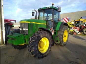 John Deere 7810 TLS, Powershift - wheel tractor