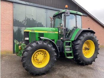 Wheel tractor John Deere 7810, fr.hef pto, TLS