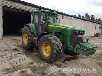 John Deere 8420 - wheel tractor