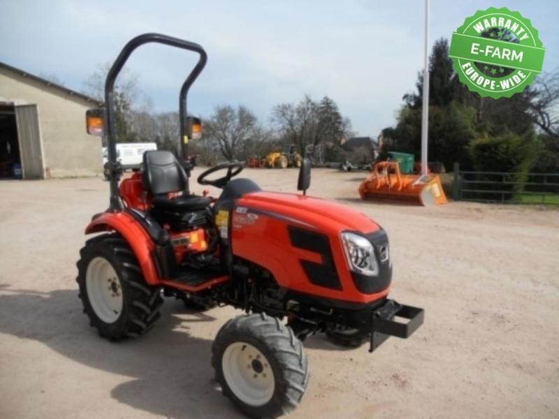 Kioti CK2810 wheel tractor from Germany for sale at Truck1