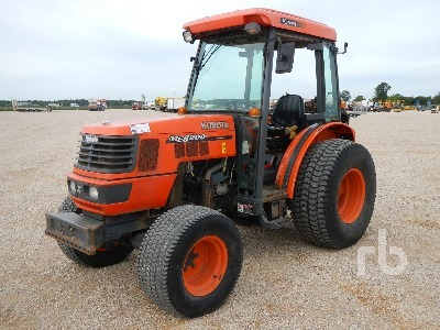 Kubota ME8200 4Wd wheel tractor from France for sale at