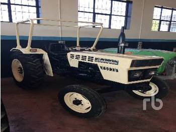 Mitsubishi Mte 1800d 4x4 Pto Wheel Tractor From