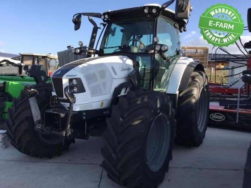 Lamborghini Nitro 130 Wheel Tractor From Germany For Sale At Truck1