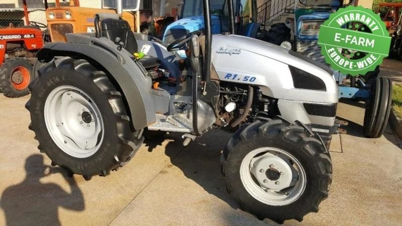 lamborghini r 1 50 dt wheel tractor from germany for sale at truck1