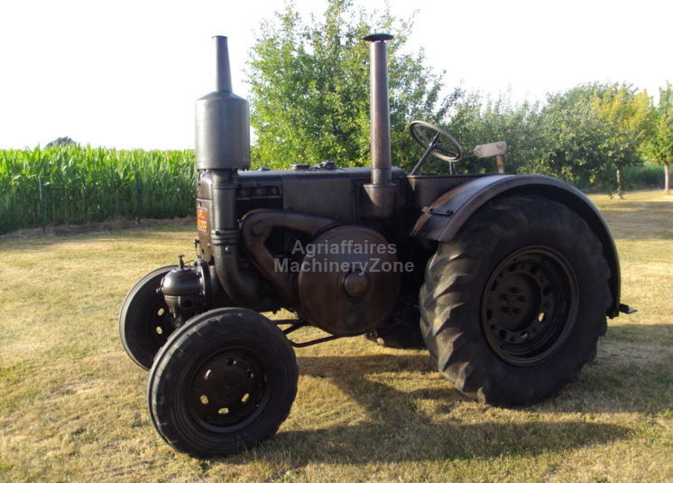 Lanz Bulldog 8506 Wheel Tractor From Belgium For Sale At Truck1 Id 3235284