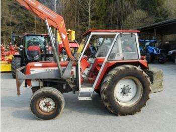 Lindner 1600 n - wheel tractor